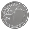 WELCOME Coffee Pot AA Token