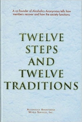 AA Twelve Steps and Twelve Traditions - Soft Cover Book