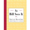 As Bill Sees It Book