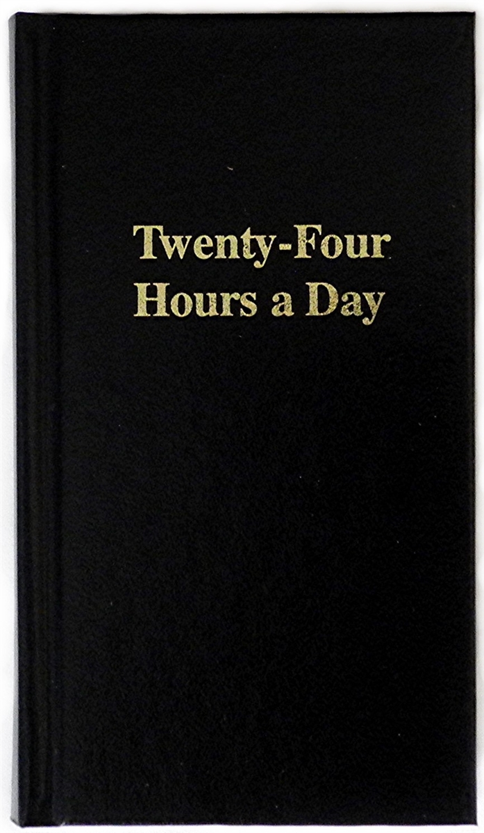 Twenty Four Hours A Day Meditation Book I Recoveryshop