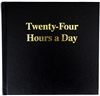 24 Hours a Day Book - LARGE PRINT