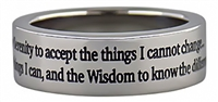 Serenity Prayer Band
