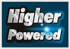 Blue Recovery Higher Powered Sticker