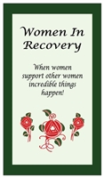 Women in Recovery Glossy Wallet/Verse Card