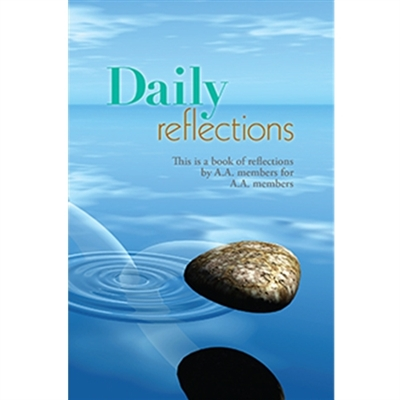 reflection on aa and na meetings Daily reflections november 26 the worth of sobriety every aa group ought to be fully self-supporting, declining outside contributions.